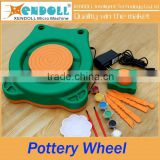 pottery wheel,Ceramic Workshop Clay DIY production Educational Toys Clay Kit pottery wheel