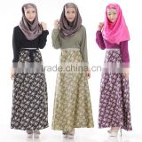 women muslm dress/fashiom women muslim abaya kaftan dress/islamic women musim dress