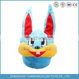 Hot sale plush slippers ICTI manufacturers china plush factory