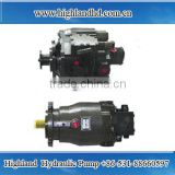 continious soil mixing machine HighLand Concrete Mixers Hydrulic Pump 20 series hydraulic axial piston pump