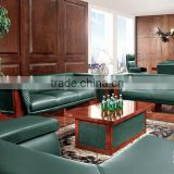 Vintage Office Sofas,Commercial Office Sofa,Latest Leather Office Sofa(BF08-0232)