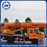 Manufacturer 8 Tons Truck Cranes For Sale With Low Price
