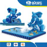New design Top Quality Inflatable floating water park