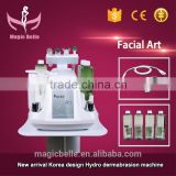 INQUIRY ABOUT Korea Style Skin Peeling Dermabrasion Machine Hydra Facial dermabrasion Machine for Sale