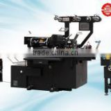 CH-210 high quality hot stamping CMYK 4 color label printing machine for sale