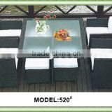 Synthetic rattan leisure outdoor furniture set