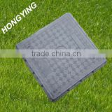 composite Plastic square manhole cover