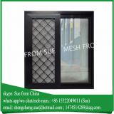 Foshan factory Aluminum Diamond Grille For Security Window