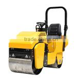 diesel engine road roller 1-3 ton /double drum roller /china roller