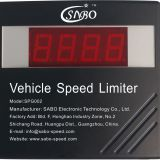 Vehicle Forklift Speed Limiter Device