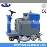 Best Selling Warehouse Used Multifunctional Automatic Electric Floor Scrubber                                                                         Quality Choice