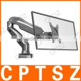 Lcd support display desktop hanging rack universal rotary lifting telescopic computer support