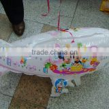 advertising foil balloon