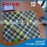 OEM wholesale natural rubber material farbic custom sublimation blank mouse pad