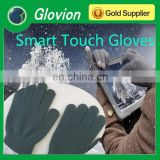 soft warm touch screen gloves for winter gifts