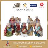 outdoor nativity set christmas nativity scene jesus birth