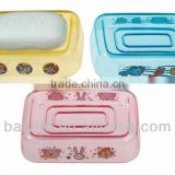home accessory plastic soap dish for houseware