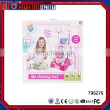 hot Educational children pretend high quality cleaning set toy