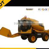 QGMG3500 concrete self loading blender,2 cbm cement mixer