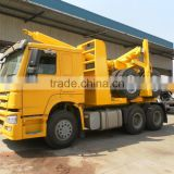 chinese cheap good quality carrying log wood trailer