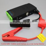 12000mAh Car Jump Starter Mobile Phone Power Bank Emergency Battery Charger
