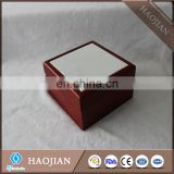 Sublimation square wood box
