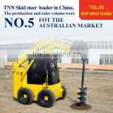 C8- 45HP New Style good Sauer hydraulic pump motor BOBCAT CASE auger blade sweeper skid loader