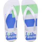 promotional gift men's women's beach sandals flip flops plastic slippers