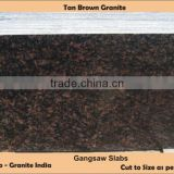 Tan Brown Granite Slab, Tiles & Counter Tops