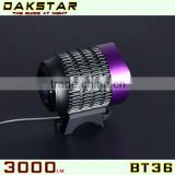 DAKSTAR 2013 Main Product BT36 CREE XML T6 LED High Power Aluminum Rechargeable Light For Bike