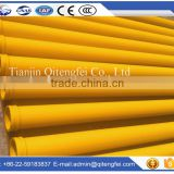Construction machinery parts wear resistant straight concrete pipe with flange ends                                                                         Quality Choice