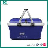 high quality Collapsible bottle carry basket