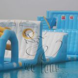 Pool Inflatable Water Obstacle Water Floating Toys