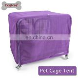 Breathable Pet Cage Cover Dog Crate Kennel Covers