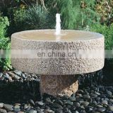 beautiful millstone water fountains for slae,old fountains