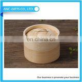 hot sale chineseround bamboo steamer With high quality