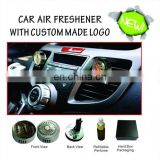 2017 New Arrival!!! Corporate Gifts Car gifts Car air freshener with custom made logo