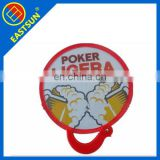 Hot selling customized printing summer foldable fan 190T polyester fan