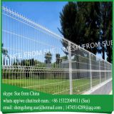 Welded white steel wire fence Price per sheet