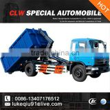4*2 DONGFENG Detachable Compartment Garbage Truck 12m3
