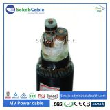 high voltage steel wire armored power <b>cable</b>