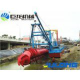 18 inch cutter head sand dredge