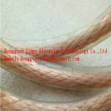 Copper stranded wire slicone tube high quality