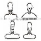 swivel snap hook,2013 fashion hot sale wholesale silver/brass/gold stainless steel galvanized safety snap hook