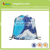 Cheap custom sports bags no minimum order small sports bag