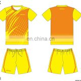 promotion sublimation badminton jersey with OEM service