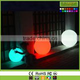 Hot sell Glowing Led Ball Light for outdoor Led Glow Swimming Pool Ball Sphere with Remote