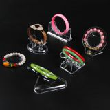 Plastic Jewelry Bangle Bracelet Display Stand Rack Jewellery Holder