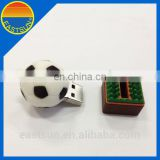 creative usb flash drive football/soccer usb flash drive
