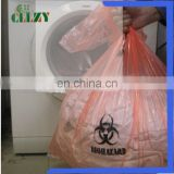 cold and hot red soluble laundry bag